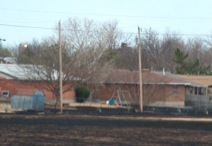 Defensible Space saves home